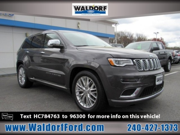 2017 Jeep Grand Cherokee in Waldorf, MD