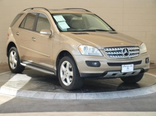 Used 2008 Mercedes Benz M Class ML 350 4MATIC For Sale In Austin,