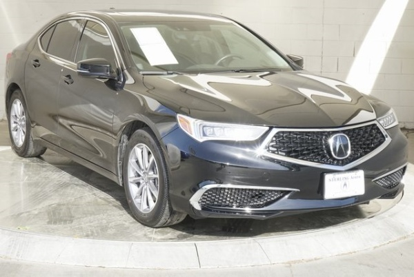 2019 Acura TLX 2.4L FWD with Technology Package