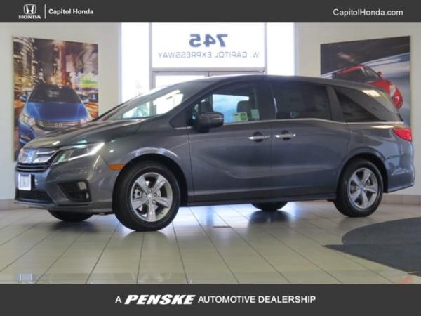 2019 Honda Odyssey Ex For Sale In San Jose Ca Truecar
