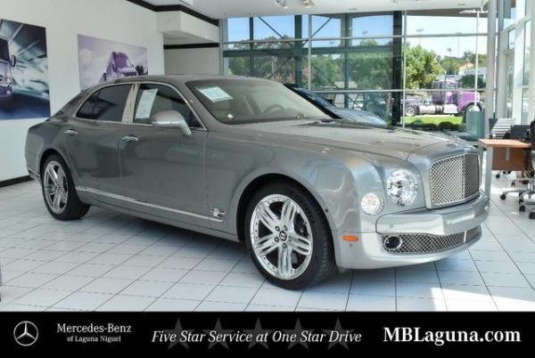 2014 Bentley Mulsanne Base
