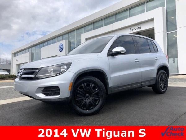 2014 Volkswagen Tiguan in Huntsville, AL
