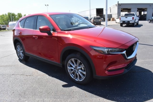 2019 Mazda CX-5 in Topeka, KS