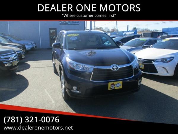 2014 Toyota Highlander in Malden, MA