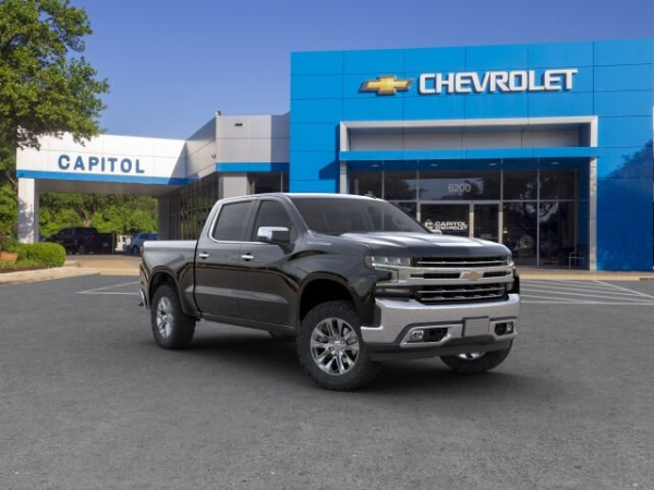 2019 Chevrolet Silverado 1500 in Austin, TX