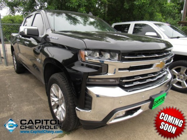 2019 Chevrolet Silverado 1500
