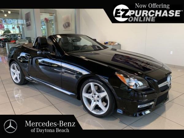 2013 Mercedes-Benz SLK in Daytona Beach, FL