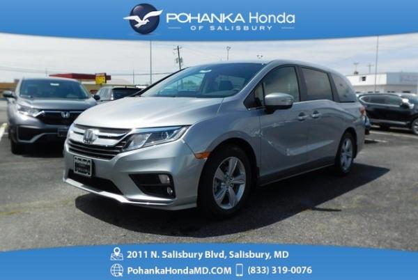 2020 Honda Odyssey in Salisbury, MD