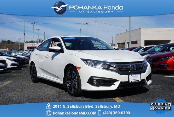 2018 Honda Civic in Salisbury, MD