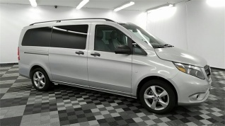 Used Mercedes Benz Metris Passenger Van For Sale Search 98 Used