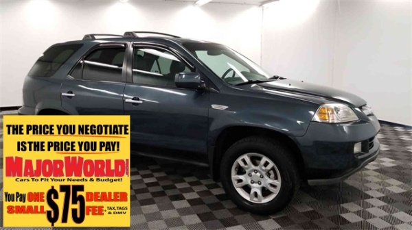 Acura Dealers Long Island >> 2005 Acura Mdx With Touring For Sale In Long Island City Ny