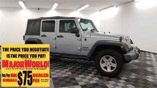 2016 Jeep Wrangler Unlimited Sport For In Long Island City Ny