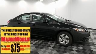 2013 Honda Civic For Sale >> Used 2013 Honda Civics For Sale Truecar