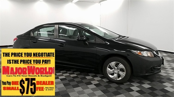 2013 Honda Civic in Long Island City, NY