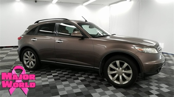 Used Infiniti Fx For Sale Us News World Report