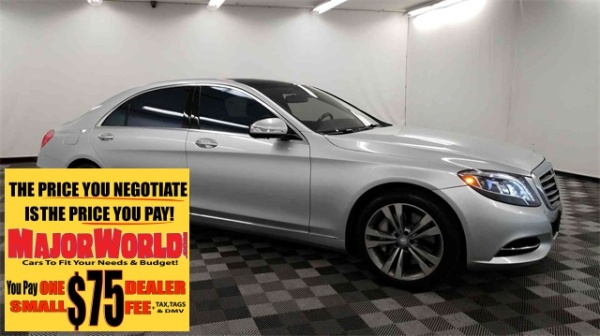 2016 Mercedes-Benz S-Class in Long Island City, NY