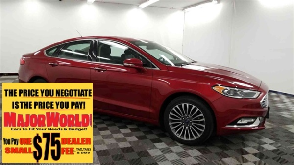 2017 Ford Fusion in Long Island City, NY