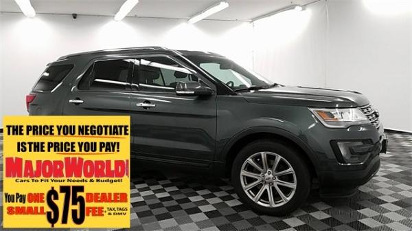 2016 Ford Explorer in Long Island City, NY