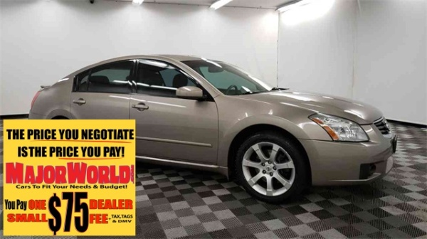 2008 Nissan Maxima in Long Island City, NY