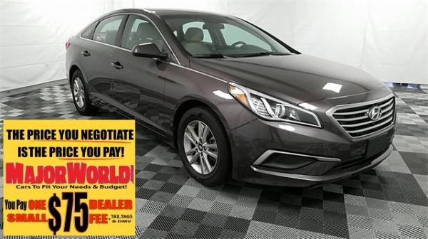 Hyundai Long Island City >> 2017 Hyundai Sonata Base 2 4l For Sale In Long Island City Ny Truecar