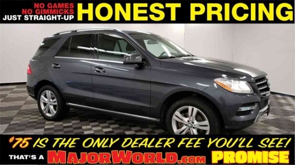 2015 Mercedes-Benz M-Class in Long Island City, NY