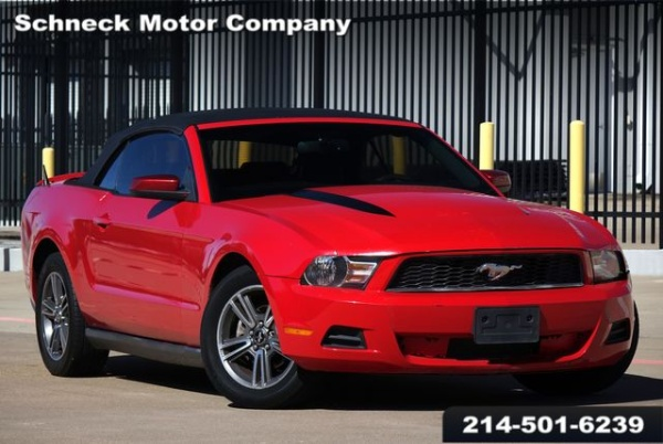 2010 Ford Mustang in Plano, TX