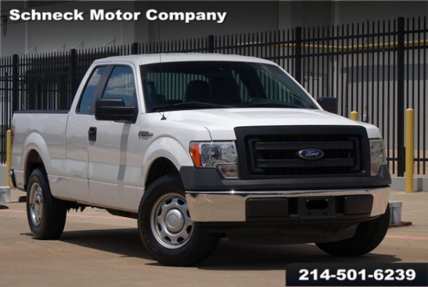 2013 Ford F-150 in Plano, TX