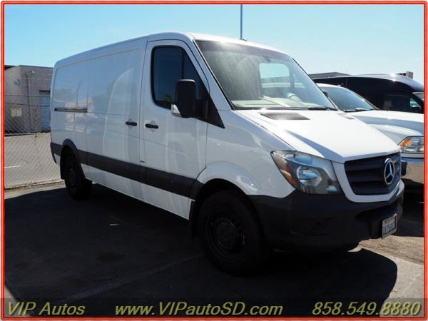 2016 Mercedes-Benz Sprinter Cargo Van in San Diego, CA