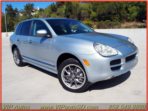 2006 Porsche Cayenne S Tiptronic Awd For Sale In San Diego
