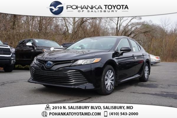 2020 Toyota Camry in Salisbury, MD