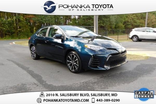 2017 Toyota Corolla in Salisbury, MD