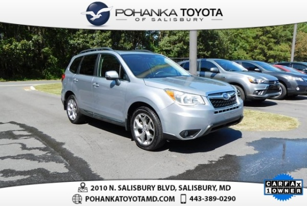 2015 Subaru Forester in Salisbury, MD