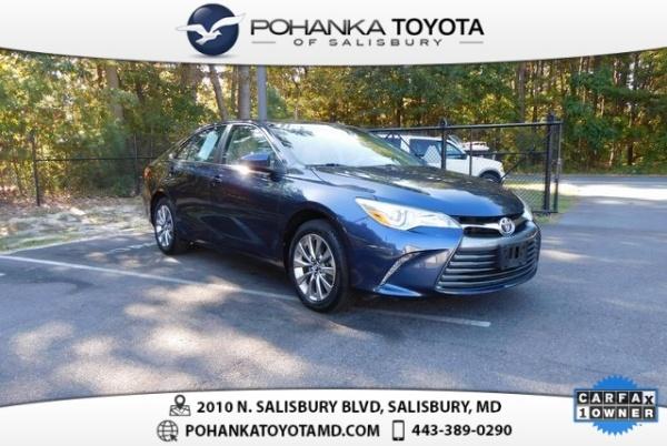 2016 Toyota Camry in Salisbury, MD