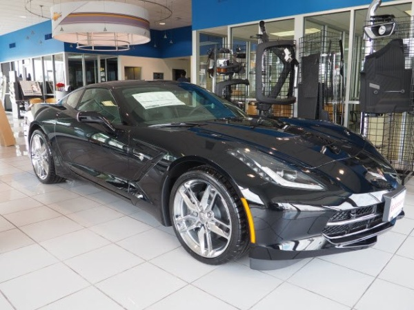 2019 Chevrolet Corvette LT