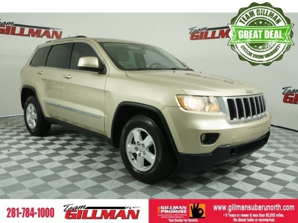 2011 Jeep Grand Cherokee in Houston, TX