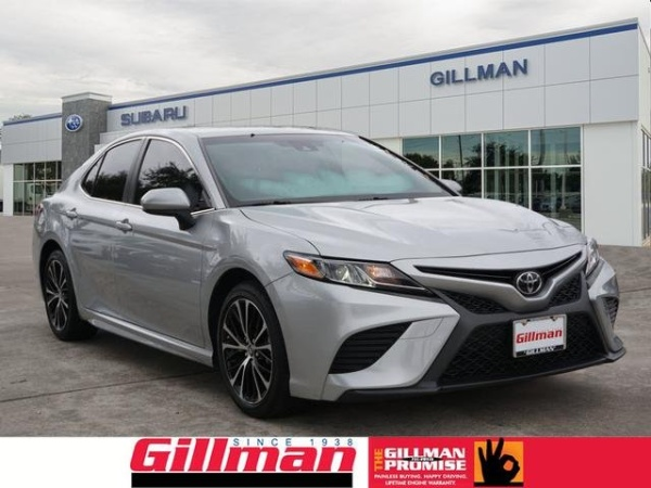 2018 Toyota Camry in Houston, TX