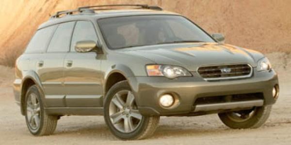 2006 Subaru Outback 3.0R L.L. Bean