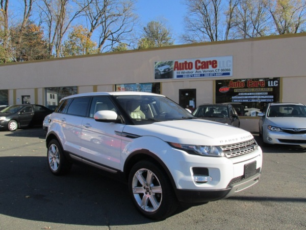 2013 Land Rover Range Rover Evoque in Vernon, CT