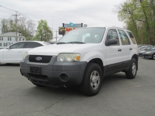 2007 Ford Escape Xls I4 Manual 4wd For In Vernon Ct