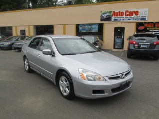 2007 honda accord lx special edition sedan i4 automatic for sale in vernon,  ct