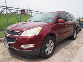Used Chevy Traverse >> Used Chevrolet Traverses For Sale Truecar