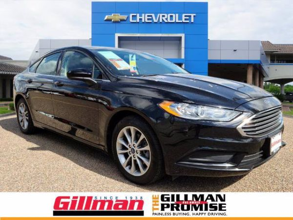 2017 Ford Fusion in Harlingen, TX