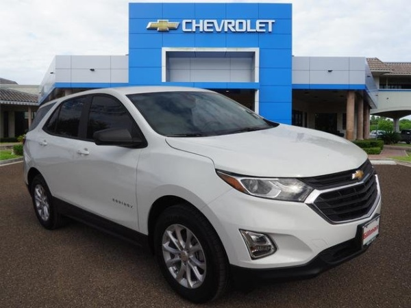 2020 Chevrolet Equinox in Harlingen, TX