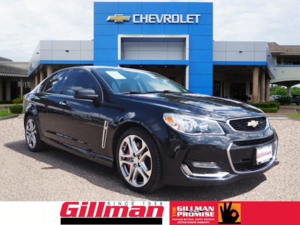 2017 Chevrolet SS in Harlingen, TX