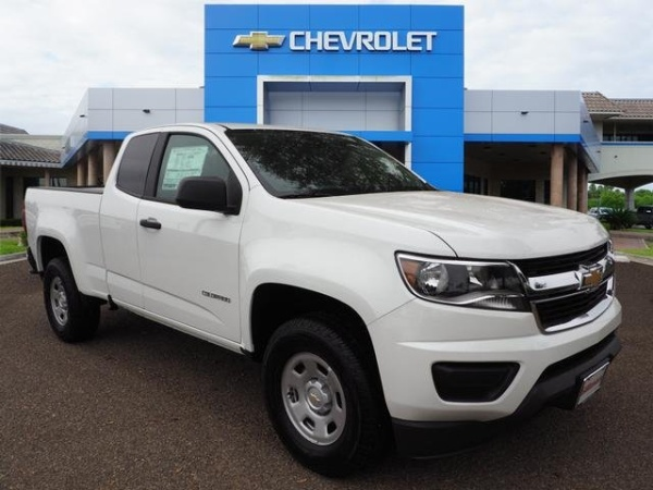 2020 Chevrolet Colorado in Harlingen, TX