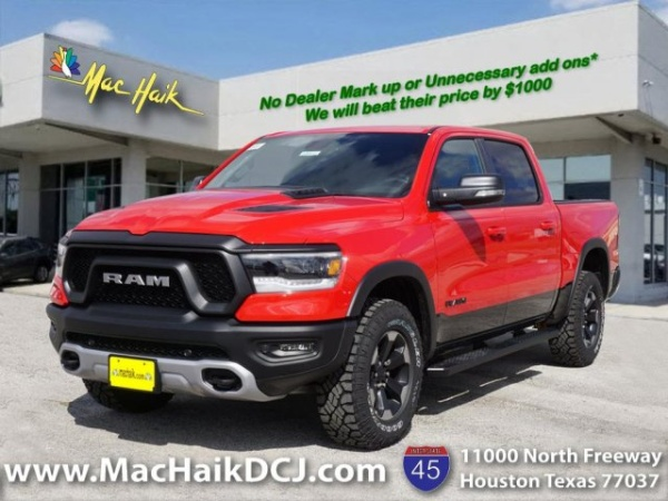 2020 Ram 1500 in Houston, TX
