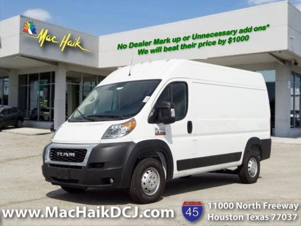 2019 Ram ProMaster Cargo Van in Houston, TX