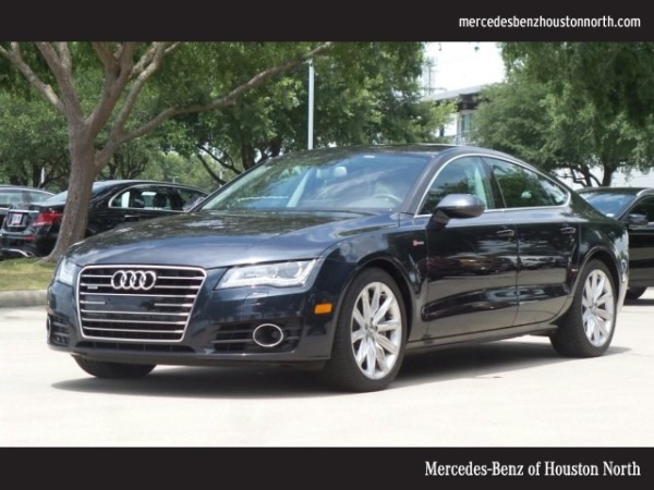 used audi a7 for sale in league city tx u s news world report. Black Bedroom Furniture Sets. Home Design Ideas