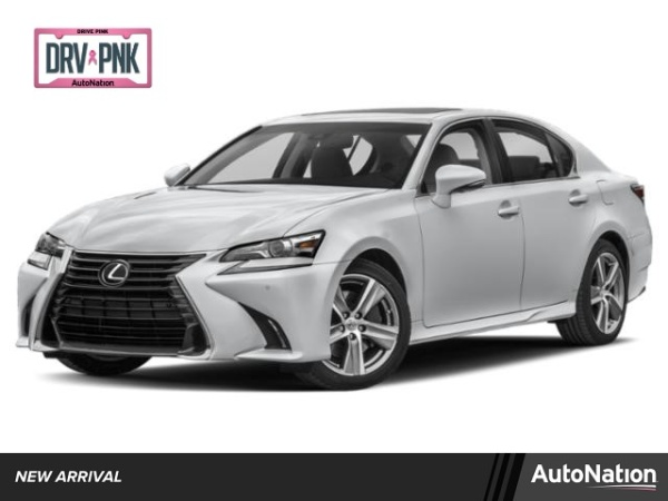 2018 Lexus GS