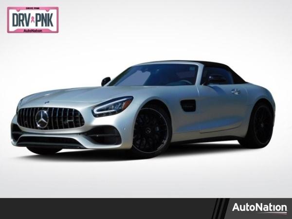 2020 Mercedes-Benz AMG GT in Houston, TX